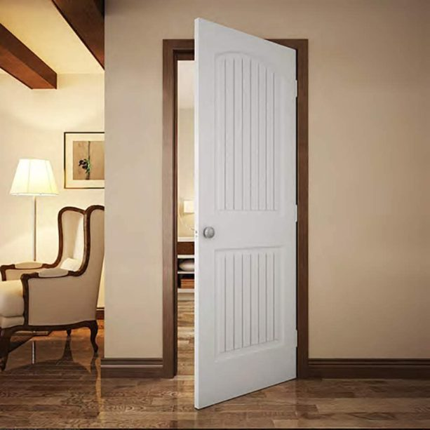 7 Gorgeous White Doors With Wood Trim Ideas For Your Home Aprylann